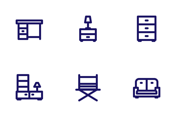 Furniture Icon Pack