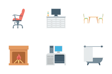Furniture Vol 1 Icon Pack