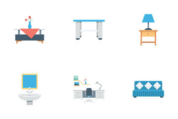 Furniture Vol 2 Icon Pack