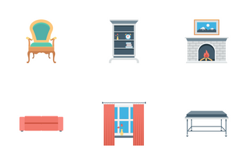 Furniture Vol 3 Icon Pack