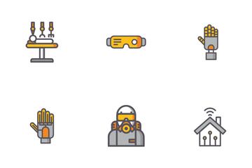 Futuristic Icon Pack