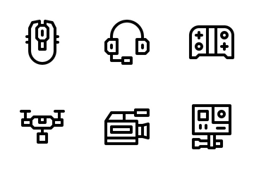 Gadget Icon Pack