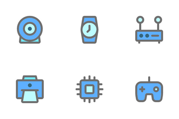 Gadget & Device Icon Pack