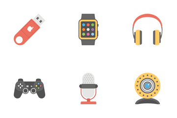 Gadgets And Devices Icon Pack