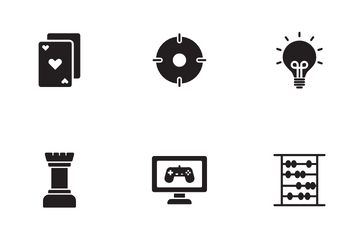 Game And Sport Icon Pack