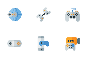 Game Competition Icon Pack
