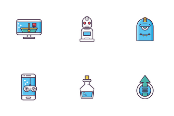 Game Design Icon Pack