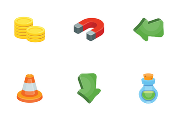 Game Icons Icon Pack