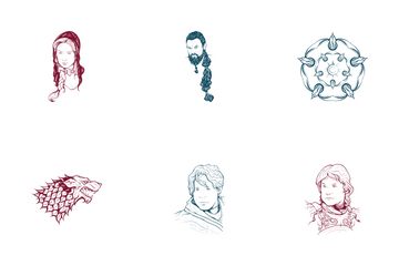 Game Of Thrones Icon Pack