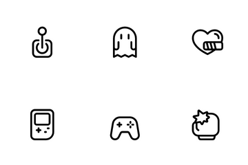 Game Play Icon Pack