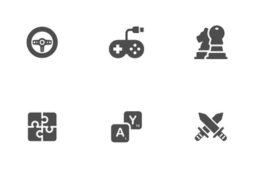 Game & Toy Icon Pack