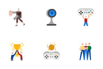 Gamer Icon Pack