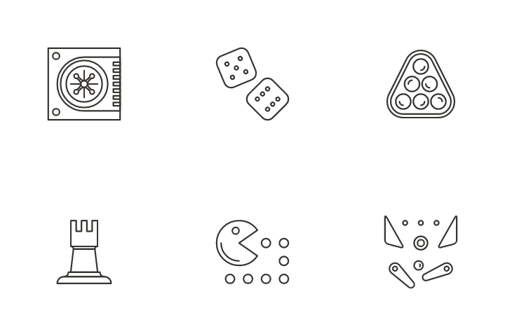 Games Icon Pack