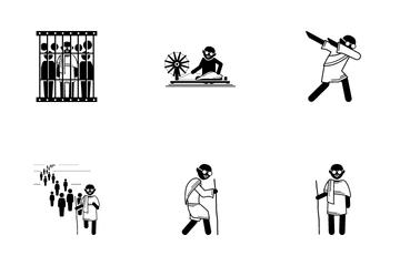 Gandhi Icon Pack
