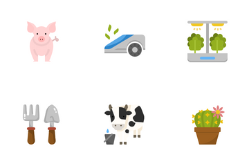 Garden And Farm Icon Pack