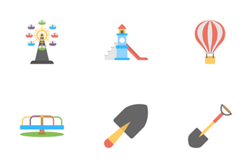 Garden And Park  Icon Pack