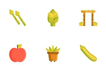 Gardening Icon Pack