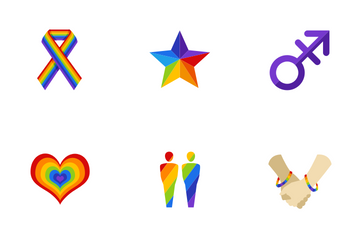 Gay Parade Icon Pack