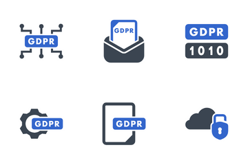 GDPR Icon Pack