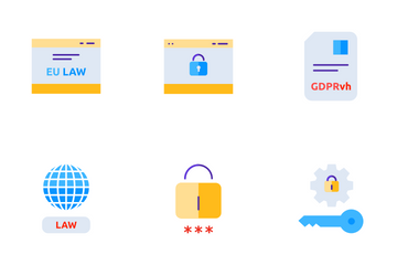 GDPR Vol 2 Icon Pack
