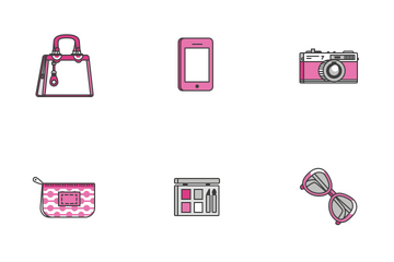 Geest: Women Kit Icon Pack