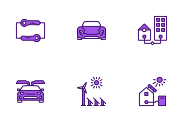 Gegafactory Icon Pack