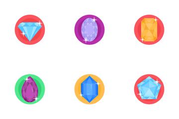 Gemstones Icon Pack