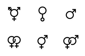 Gender Icon Pack