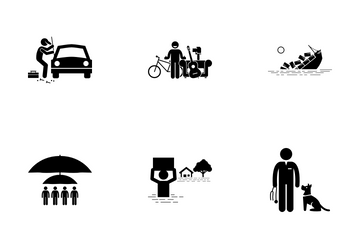 General Insurance Icon Pack