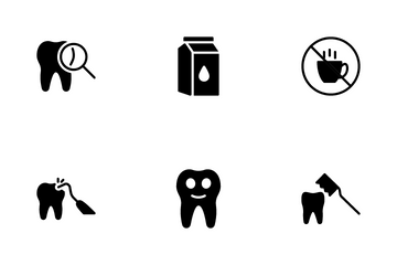 General & Preventive Dentistry Icon Pack