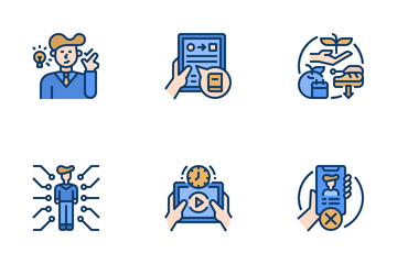 Generation Z Icon Pack