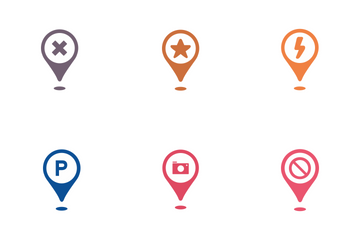 Geo Points  Icon Pack