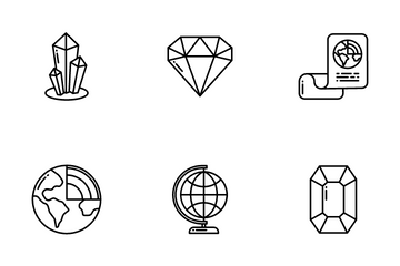 Geography Icon Pack