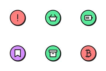 Geometrica Icon Pack