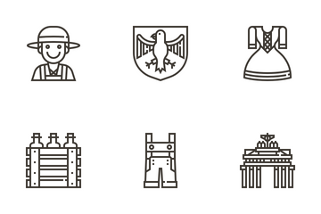 Germany Icon Pack