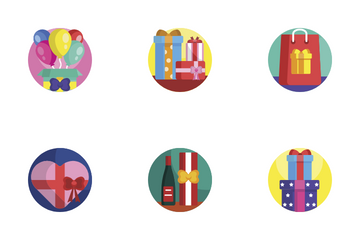 Gifts Icon Pack