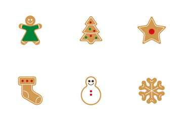 Gingerbread Icon Pack