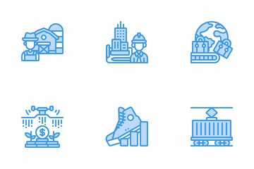 Global Business Icon Pack