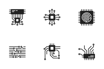 Glyph - Electronical Icon Pack