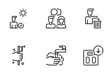 Good Habit Icon Pack