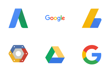 Google Brands Logo Icon Pack