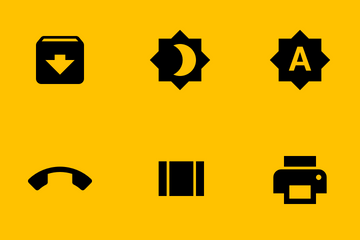 Google Material Vol 1 Icon Pack