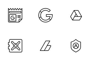 Google Suits Icon Pack