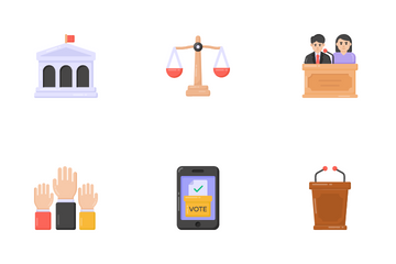Government Icon Pack