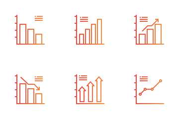 Graph Icon Pack