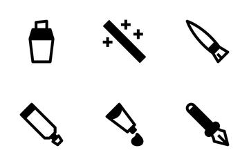 Graphic Design 1 Icon Pack
