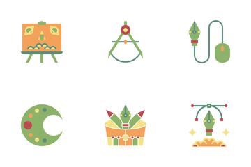 Graphic Design Icon Pack