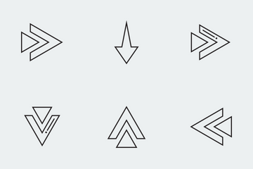 GREAT ARROW Icon Pack