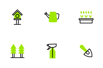 Green Farm Icon Pack