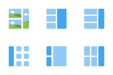 Grid Icon Pack